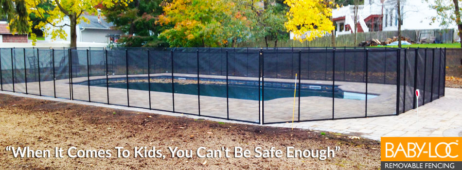 Safety Fences The Poolsmith Inc